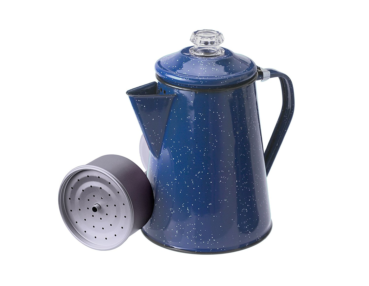 Outdoors - Emaille Kaffe kocher
